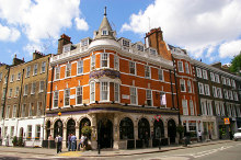 Westminster, Prince Regent Public House, Marylebone High Street, London © Christine Matthews